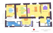 apartment house of Nonni map